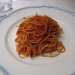 Ristorante Al Paradiso Spaghetti