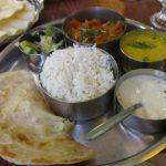 Chutneys Thali